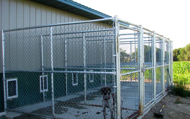 Shallow Creek Hunting Lodge Kennels